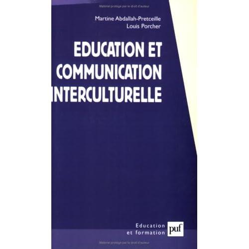 Education et communication interculturelle