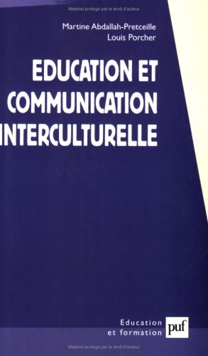 Education et communication interculturelle