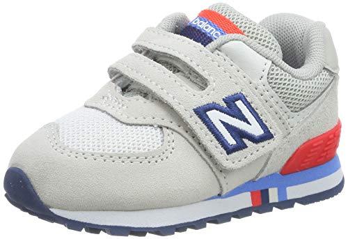 New Balance Baby Jungen 574 Sneaker,Beige (Beige)22.5  EU -
