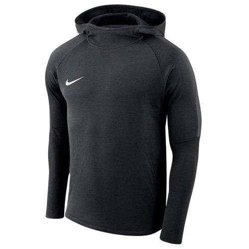 Nike Herren Academy18 Hoodie Kapuzensweatshirt, Schwarz (black/anthracite/White/010), Gr. S -