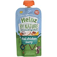 Heinz Thai Chicken Curry Meal Pouch, 180 g (Pack of 5) preiswert