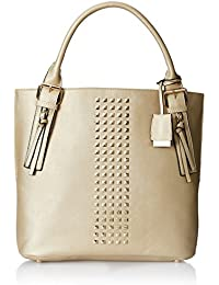 Diana Korr Women's Shoulder Bag (Gold) (DK98HGLD)