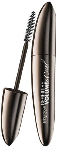 Deborah Milano Mascara Definitive Volume & Curl, Blu