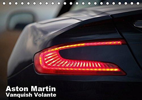Aston Martin Vanquish Volante (Tischkalender 2019 DIN A5 quer): Der Aston Martin Vanquish Volante (Monatskalender, 14 Seiten ) (CALVENDO Mobilitaet)