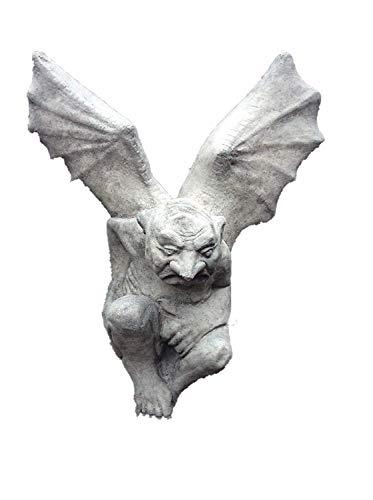 Stein Gargoyle mit Bat Flügel Gothic