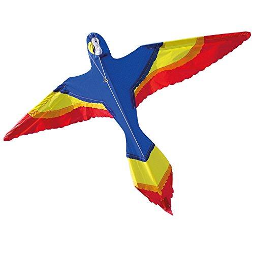 Brookite Parrot Kite -
