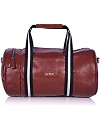 9126a738b0d9 Gym Duffel Bags for Travel Genuine Leather 3 Month Stitching Warranty Gym  Bag