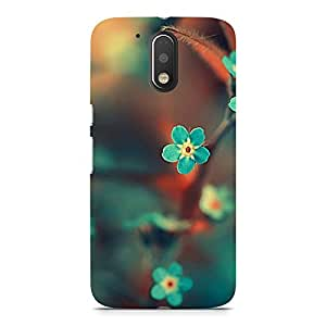 Hamee Designer Printed Hard Back Case Cover for Lenovo Phab 2 / Phab2 Design 2302