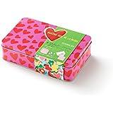 Lékué Agatha Ruiz de la Prada - Kit cookies, diseño corazón