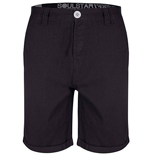 SoulStar -  Pantaloncini  - Uomo Nero