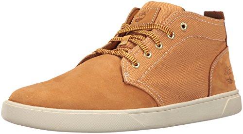 Timberland Groveton Ch moda Sneaker Giallo (Bianco)