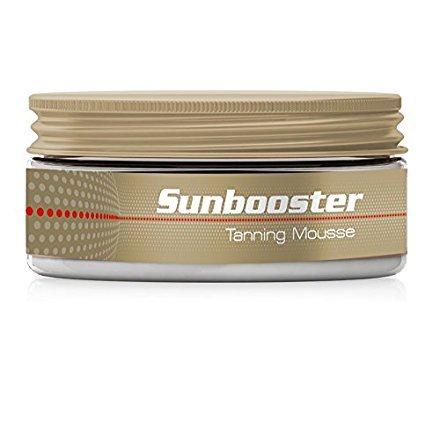 SUNMAXX Sunb ooster Pre Mousse Face & Body 150 ml de crème de Sun Tanning Solarium cosmétiques