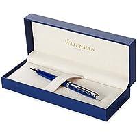 Waterman Blue Obsession - Bolígrafo de bola retráctil, color azul