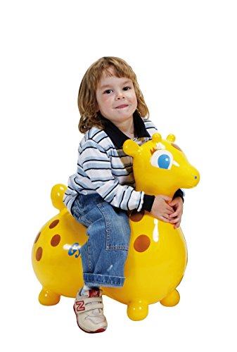 Gyffy Giraffe , Rody Hüpfpferd Sprungpferd Cavallo Ledraplastic Gymnic