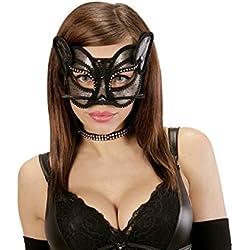 WIDMANN Antifaz de gato sexy mujer