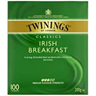 Twinings Irish Breakfast Classics Teabags 100s