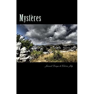 Mysteres: Journal/Carnet de Notes/Idees/Inspiration/Creativite/A retenir - Collection Mystere 6
