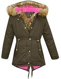 Brown Girls Coat   Fashion Women's Coat 2017
