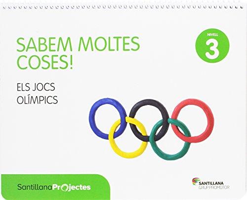 SABEM MOLTES COSES NIVELL 3 ELS JOCS OLIMPICS - 9788491303473