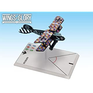 Wings of Glory Expansion: Albatros D.Va Udet