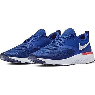 Nike Men's Odyssey React 2 Flyknit Running Shoes: Amazon