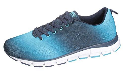 Boras, Sneaker uomo blu blu navy, blu (blu navy), 48 EU