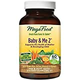 Best Natural Prenatal Vitamins - MegaFood - Baby & Me 2, Key Nutrients Review