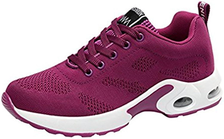 b12768ee9897b0 WYSBAOSHU Air Women Running Air Sneaker Gym Lightweight Walking Shoes Shoes  Lightweight Parent B07FGGCM83 44cfa73