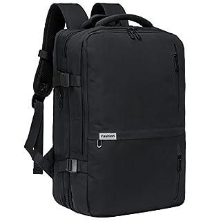 Acent Reise Laptop Rucksack 35l Schwarz