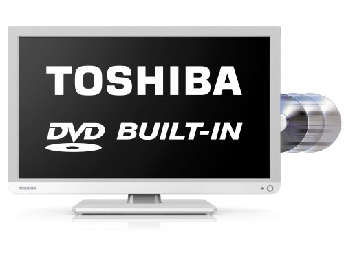 "22D1334B 22"" HD Ready LED TV with Built In Freeview Tuner & DVD Player"