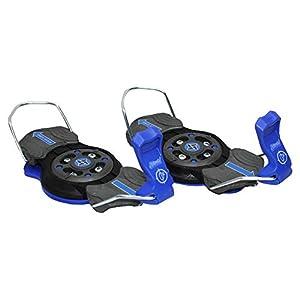 Fritschi Snowboardbindung Blau Hardboot Bindung Alpin Plattenbindung f Raceboard Snowboard & Deelux UPS Blax Boots -Stiefel