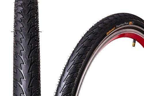 Unbekannt Continental Touring Plus Fahrrad Reifen 42-635 Reflexstreifen 28x1 1/2 42-635 Mantel Decke Tire Hollandrad Mantel