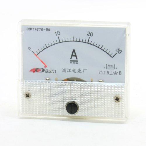 DC 0-30A tweaking pannello di selezione amperometro 85C1