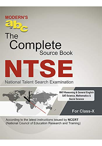 MOD NTSE (NATIONAL TALENT SEARCH EXAMINATION) CLASS-10 (E) (English Edition)
