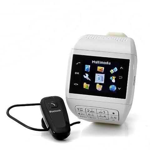 Montre Téléphone Mobile - Double SIM debloquez toute operateur