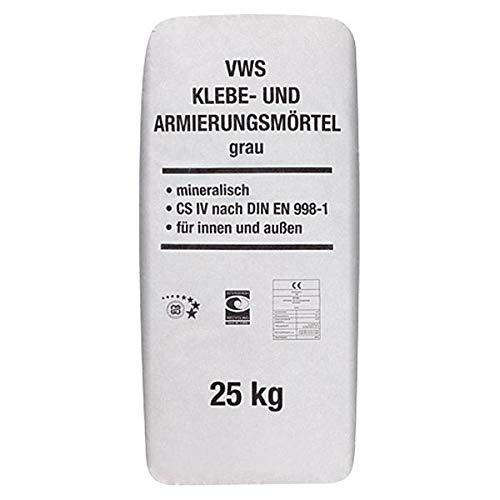 VWS Klebe- & Armierungsmörtel grau 25 kg