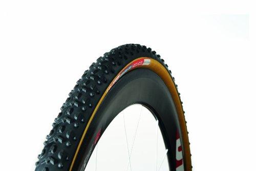 Challenge Grifo300TPI Fahrraddecke (Mantel) für Cross-Fahrräder 700 x 33c schwarz/beige -