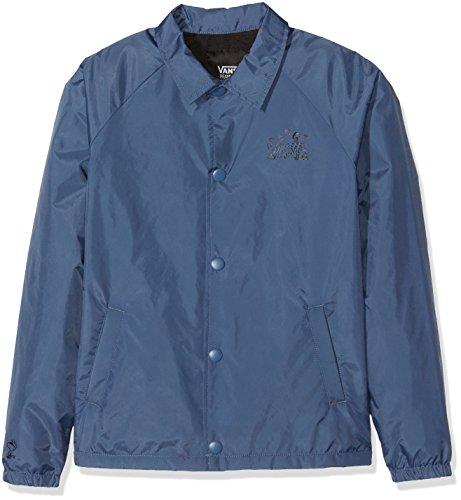 Vans_Apparel Jungen Torrey S Mantel, Blau (True Navy/Pean), Large