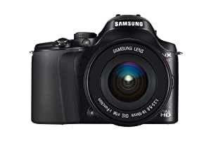 Samsung NX20 Digital Wi-Fi Compact System Camera - Black (20.3MP, 18-55 mm Lens Kit) 3.0 inch LCD
