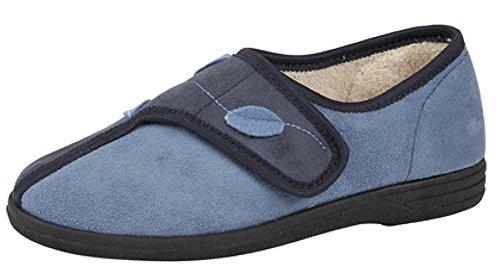 Sleepers, Pantofole donna Blu (blu)