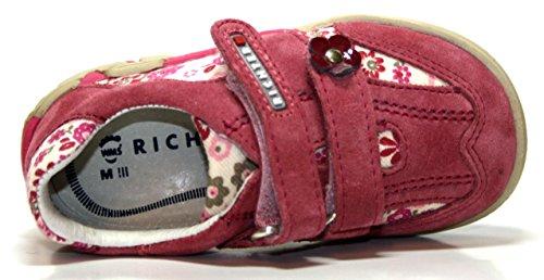 Richter 32.0205 Mädchen Halbschuhe Pink (malve 2112)