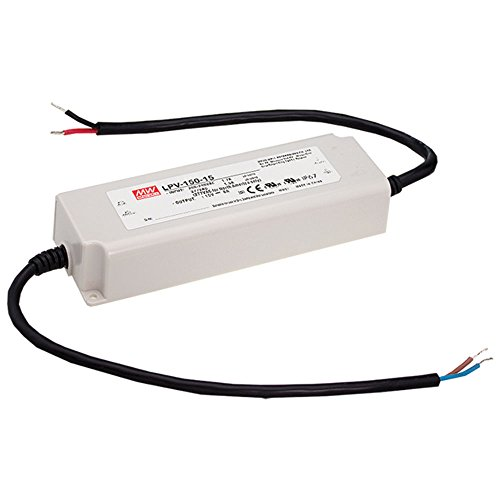 LED Netzteil 120W 12V 10A ; MeanWell, LPV-150-12 ; Schaltnetzteil - Server-pumpe