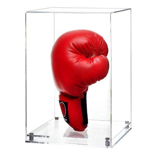 Boxhandschuh Plexiglas Vitrine (vertikal)