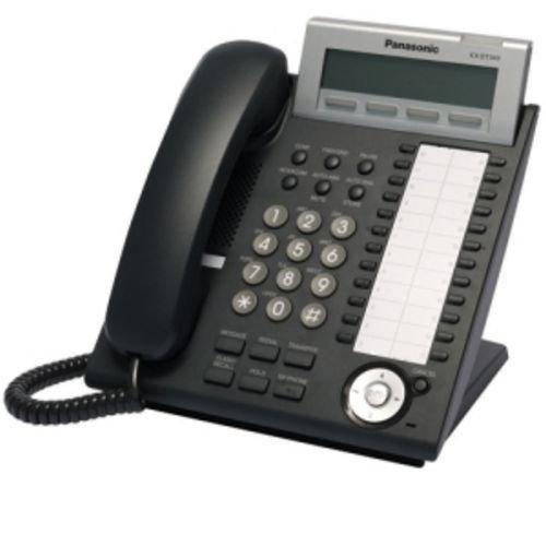 Panasonic KX-DT343 Phone Black -