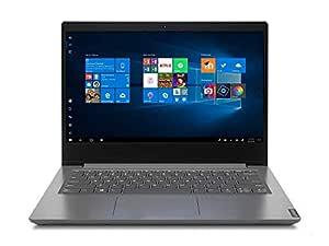 Lenovo V14 AMD R3 Laptop (4GB/1TB/Dos/Iron Grey/1.85Kg) 82C6000LIH, Gray