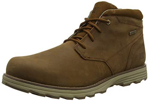CAT Footwear Herren Elude Wp Combat Boots, Braun (Mens Brown Sugar), 41 EU