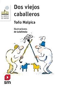 Dos viejos caballeros par Antonio Malpica