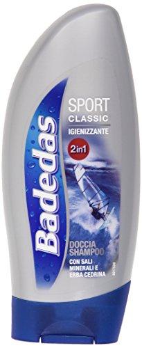 Badedas - Doccia Shampoo, con Sali Minerali e Erba Cedrina - 250 ml