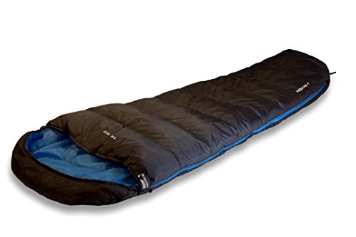 High Peak Schlafsack TR 300, anthrazit/Blau,
