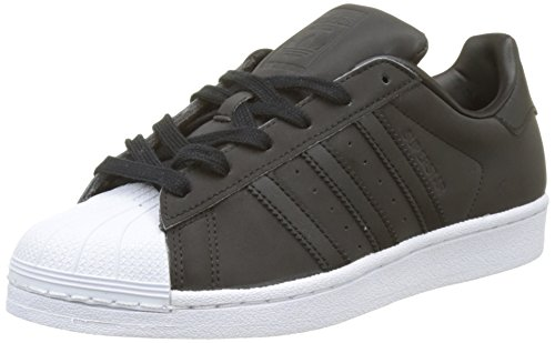 adidas Superstar, Sneaker Donna Nero (Core Black/core Black/footwear White)